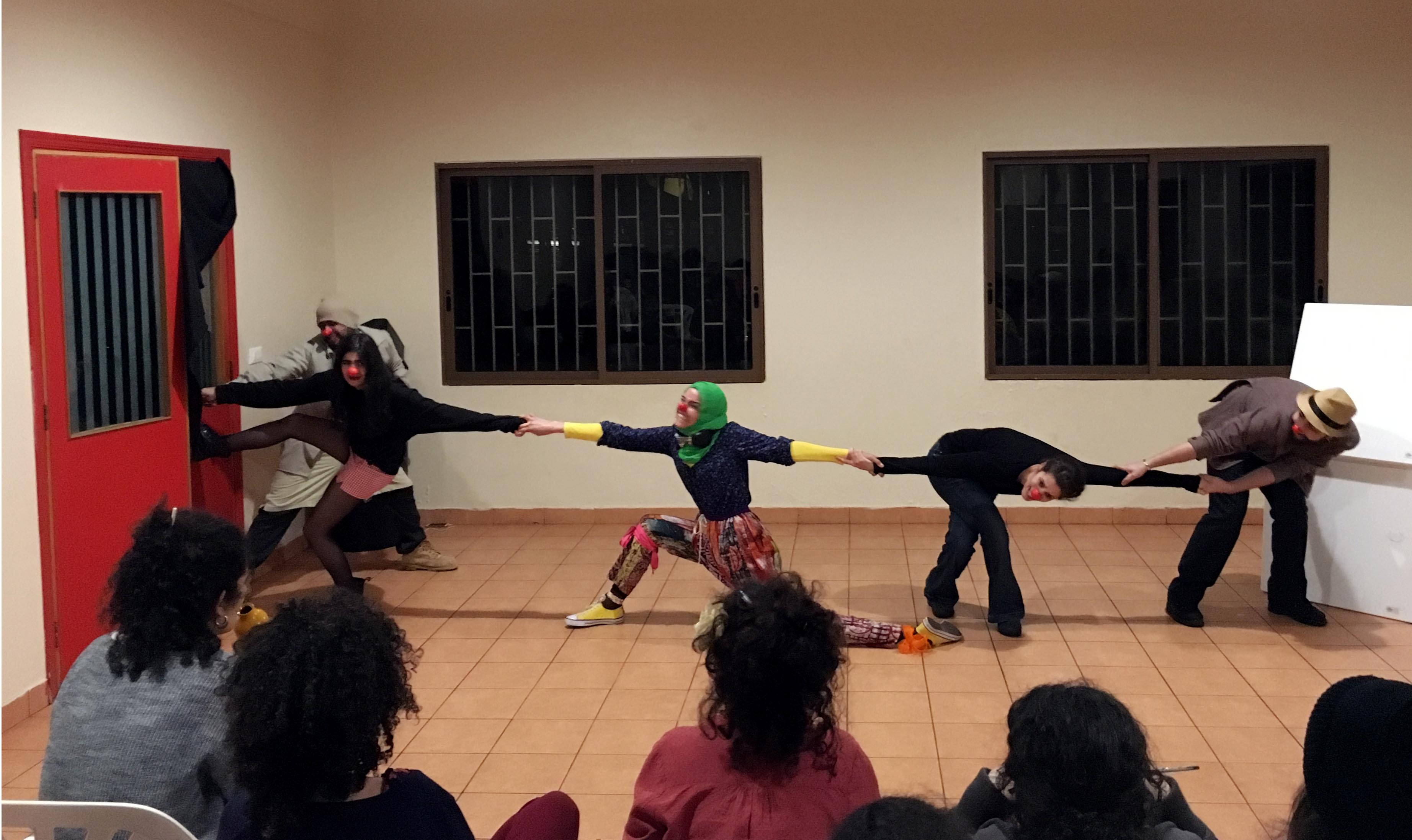 Clown Me In 2018 Workshop - 4