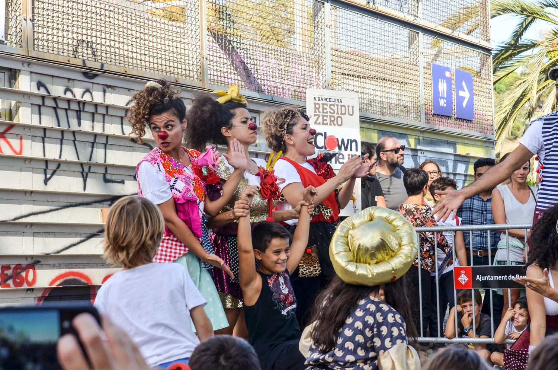 CLOWN ME IN La Merce Barcelona-0553