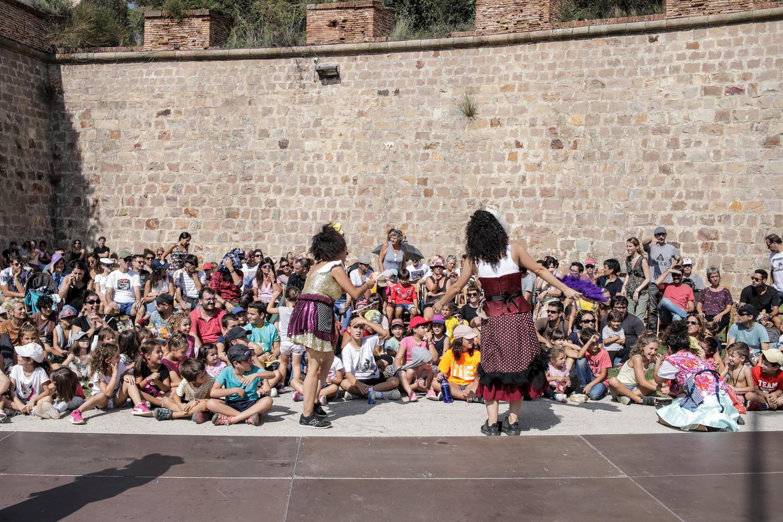 CLOWN ME IN La Merce Barcelona-2069